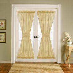 cortinas para puertas de cocina decorar interior