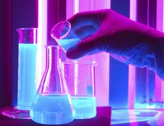 Let's make our beakers colorful!