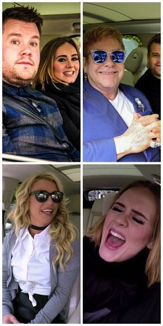 We know you love to sing along to your favorite music while you drive, but did you know that your favorite performers like to sing along too? Here are 5 of the Best Carpool Karaoke Segments.