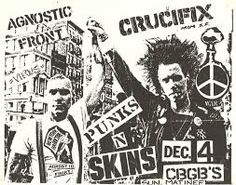 Punkrock flyers
