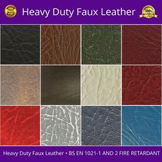 Heavy Duty Faux Leather Material Fabric Fire Resistant Upholstery Vinyl Leather Leather Material, Upholstery, Fire, Fabric, Style, Tejido, Swag, Tapestries, Tela