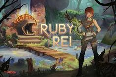 Learn Languages with Ruby Rei- screenshot thumbnail Vocabulary List, Grammar Lessons, Concept Art, Adventure, Learning, Learn Languages, Painting, Fictional Characters, King