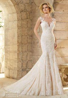 Mori Lee by Madeline Gardner 2778 Wedding Dress - The Knot