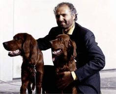 Gianni Versace he knows beauty when it comes to style