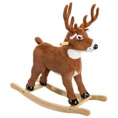 Bass Pro Shops White-Tailed Deer Rocker