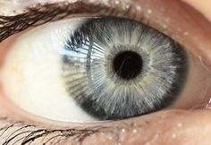 Silver eye color is also quite rare, although many consider silver eyes to be a variation of blue eye color. Like blue eyes, silver eyes are the result of a very low amount of pigmentation in the eye, which reflects a gray-silver appearance. Silver eye color is most common in eastern European countries, and is one of the rarer eye colors worldwide