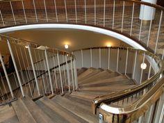 Arne Jacobsen staircase