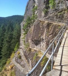 Beacon Rock State Park, Columbia River Gorge National Scenic Area - Washington. we live near here and i have never been there!
