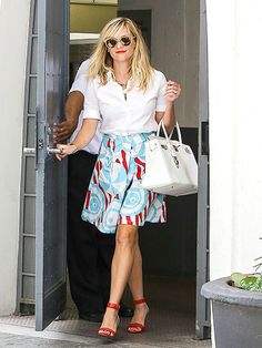More summertime perfection from Reese Witherspoon!