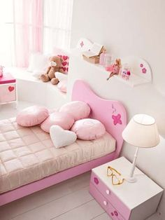 1000 images about dormitorios on pinterest barbie - Camas para nina ...