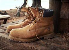 entretien des bottes timberland