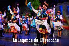"""¡Luz de las Naciones ya está aquí! El episodio 3: La leyenda de Wiracocha y la hermosa danza peruana """"El Huaylarsh"""". Disfurta los lujosos trajes bordados con hilos de estambre, tanto para varones y mujeres. #LuzdelasNaciones #CanalMormon #Cultura #Peru"""