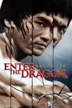 Enter the Dragon Movie Poster - Bruce Lee, John Saxon, Jim Kelly  #EnterTheDragon, #BruceLee, #JohnSaxon, #JimKelly, #RobertClouse, #ActionAdventure, #Art, #Film, #Movie, #Poster