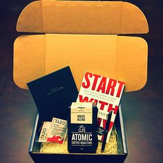 (Great boyfriend/husband GIFT) RebusBox is a monthly subscription box filled with 1 book on success and 3-4 lifestyle items. Check out our website and get yours today, or give as a gift for someone else.