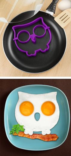 Owl Egg Mold // SO cUte!