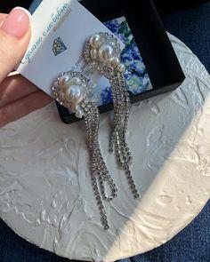 Bride Earrings, Jewelry, Bridal Earrings, Jewlery, Jewerly, Schmuck, Jewels, Jewelery, Fine Jewelry