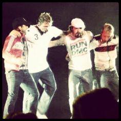 8. Concert (Backstreet Boys 2008)
