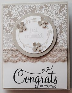 stampin up your perfect day wedding - Google Search