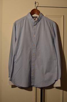 """""""DOLCE & GABBANA"""" Stand Collar Shirt"""