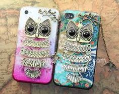 2 color choice---Cute Owl iphone case,owl on the branch with bird ,floral case for iPhone 4 Case, iPhone Cover, iphone 5 case cover on Wanelo Bff Cases, Owl Phone Cases, Cute Cases, Iphone 4s Covers, Iphone 5c Cases, Iphone Wallet, Ipod 5, Coque Iphone 5c, Diy Rangement