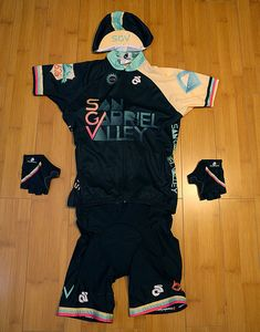 SGV Cycling Kit by Sansquare Design Studio, via Flickr