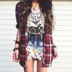 plaid shirt13
