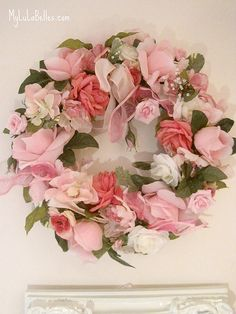 Sold out but really pretty. Great inspiration for that shabby chic feel.------pinned by Annacabella