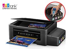 Epson Expression ET-2500 EcoTank® All-in-One Printer