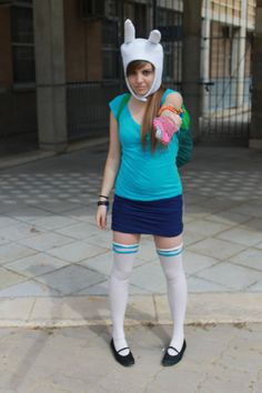 Fionna costume deviantART: More Like Cosplay chopper one piece by ~makaxere