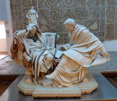 Nerón y Séneca (Barrón) - Eduardo Barrón - Wikipedia, la enciclopedia libre