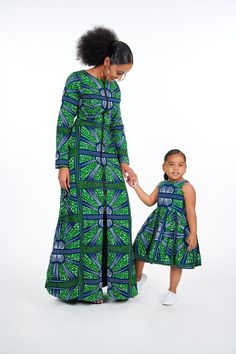 African Dresses For Kids, African Fashion Ankara, Latest African Fashion Dresses, African Dresses For Women, African Print Dresses, African Print Fashion, Africa Fashion, African Attire, African Prints