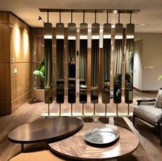 55 Stunning Farmhouse Bathroom Mirror Design Ideas And Decor – Googodecor Living Room Partition Design, Room Partition Designs, Partition Ideas, Room Interior, Home Interior Design, Interior Decorating, Ceiling Design, Wall Design, Salon Art Deco