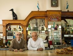 Local flavor: Generations-old communities. Balvanera's cafes have remained busy since the early 1900s. Today's Porteños chat in nearly the same surroundings their grandparents did.