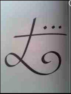 Zibu symbol for joy. Joie