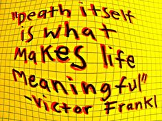 what makes your life meaningful?