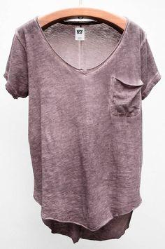 Raisin Sura V Neck Shirt