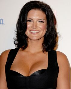 Gina Carano Biography is an incredible story of how she became the female star in MMA fighting. See who trained her and her streak of wins as a MMA figher. Beautiful Celebrities, Beautiful People, Beautiful Women, Fast And Furious, Female Mma Fighters, Body Figure, Foto Pose, Jolie Photo, Mixed Martial Arts