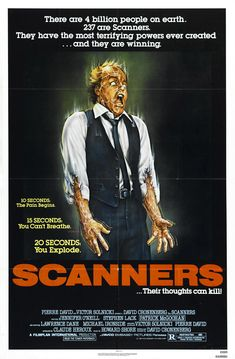 scanners poster - Google Search