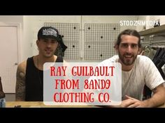 Ray Guilbault of 8&9 Advice On Starting x Running A Clothing Brand   8&9…