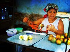 Cuban woman, La Habana, Cuba