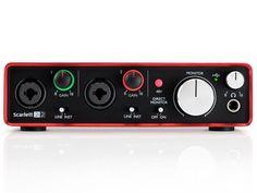 INTERFACCIA AUDIO USB 2 IN / 2 OUT                        Con Scarlett 2i2 le registrazioni suonano proprio come      desideri. Due ingressi abbinati ai preamplificatori      micr ...