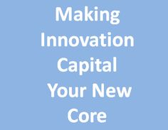 A new core Innovation Capital
