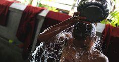 washing the soul.