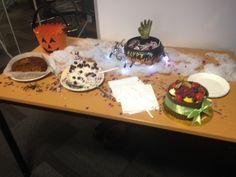 Halloween at SFA