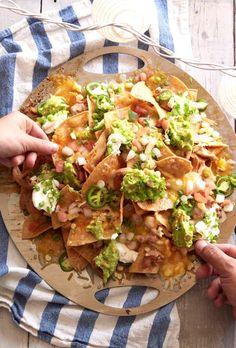BBQ Nachos from www.