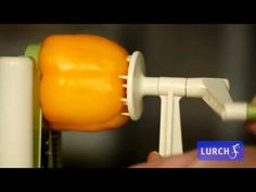 Spirooli Spiral Vegetable Slicers - Making Raw Zucchini Pasta and Onion Rings - YouTube