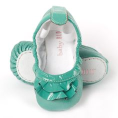 Baby Bloch Frilled Pearl, Green
