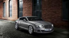 Bentley Continental GT. Yet another exquisite automobile.
