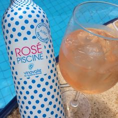 Vinhos por Keli Bergamo: Rosé Piscine
