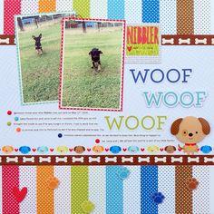 Woof+Woof+Woof - Scrapbook.com